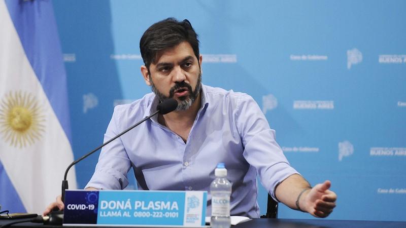 """Carlos Bianco: """"Es una causa ridícula, no se entiende de qué acusan a Kicillof"""""""
