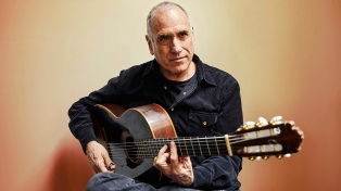 David Broza: entre su debut instrumental y su compromiso por la paz en Medio Oriente
