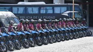 Traspaso de fuerzas federales: el Ministerio de Seguridad desmintió al gobierno porteño