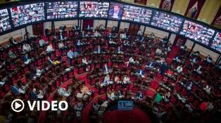 La Cámara de Diputados convirtió en ley el proyecto de Presupuesto 2021