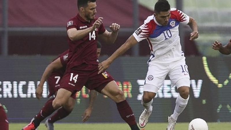Venezuela consiguió su primera victoria en las Eliminatorias ante Chile