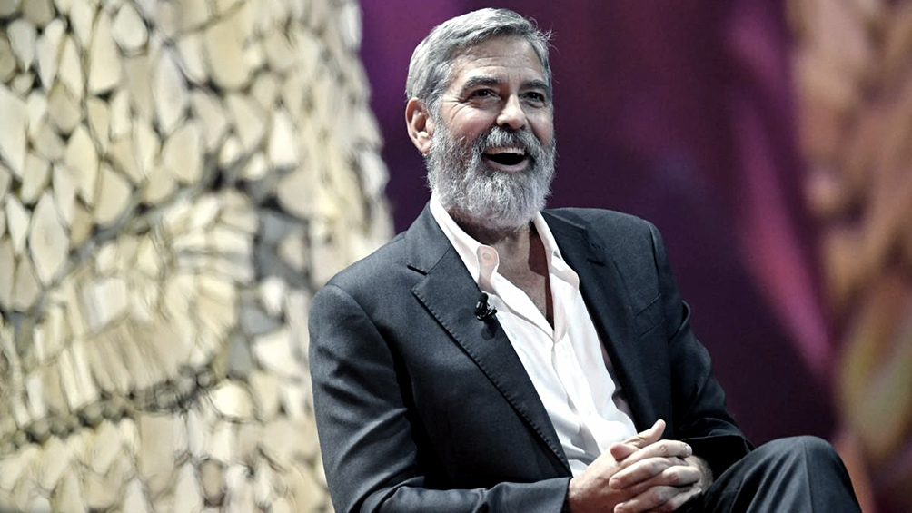 Clooney: todos sueñan con amigos así