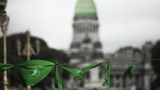 Ingresaron a Diputados los proyectos de legalización del aborto y Plan de los 1000 días