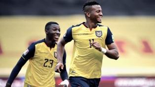 Ecuador aplastó a Colombia y cierra el año entre los clasificados a Qatar 2022
