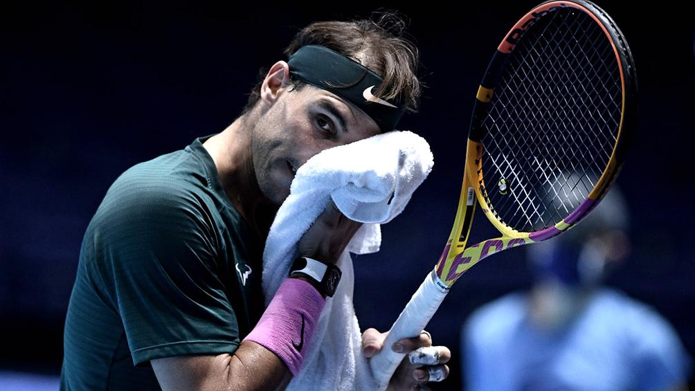 Rafael Nadal derrotó a Fabio Fognini en tres sets y pasó a cuartos de final en Australia