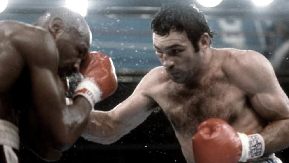 Roldán fue un gran campeón y será recordado por su temible pegada.