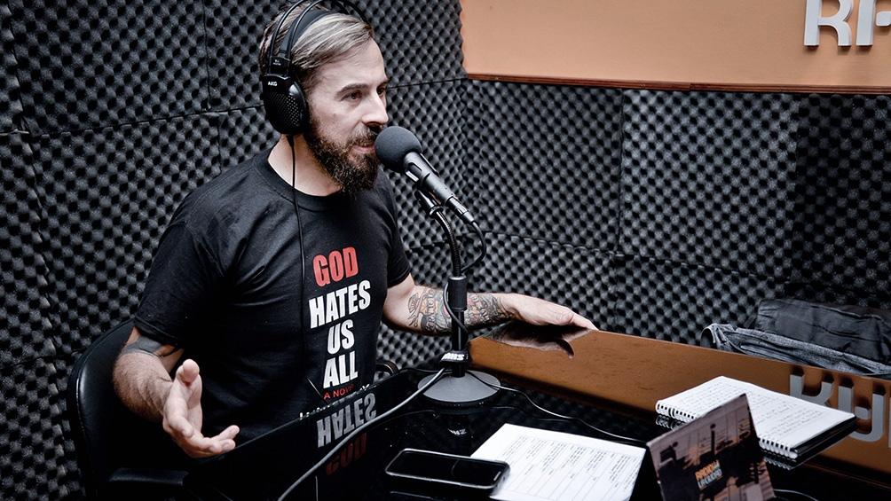 Diego Mancusi - Radio La Ciudad