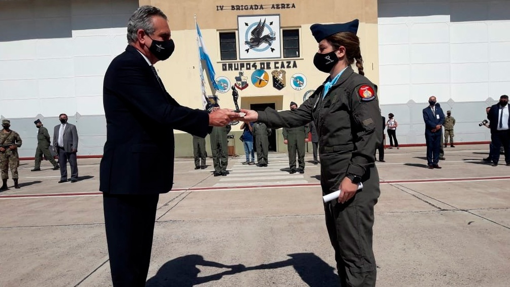 La actividad comenzará a las 10.30, en la V Brigada Aérea de Villa Reynolds, San Luis.