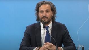 """Cafiero celebró la media sanción: """"Avanza en la ampliación de derechos"""""""