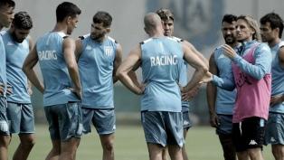 Beccacece prueba y piensa en Flamengo