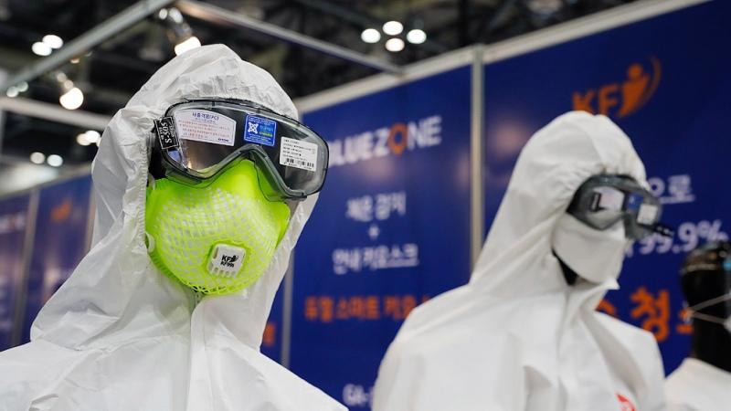 Estados Unidos registra más de 19 millones de casos de coronavirus