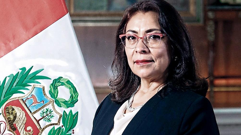 Violeta Bermúdez es la nueva primera ministra de Perú