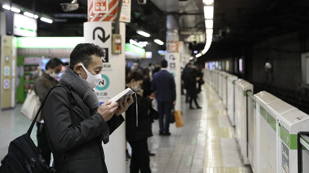 La mayoría de los nuevos contagios fue registrado en Tokio