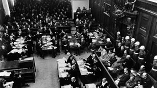 A 75 años del comienzo de los juicios de Nüremberg, el mundo no olvida los crímenes nazis