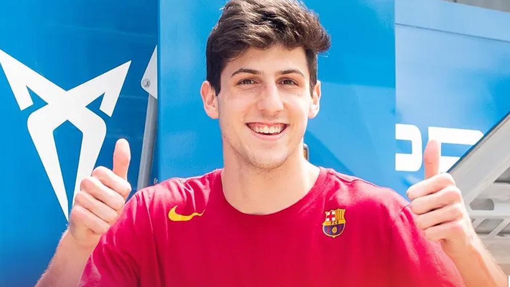 """El actual jugador del Barcelona, de España, es el noveno argentino que logró ser seleccionado por la NBA a través del """"casting basquetbolístico"""" denominado draft."""