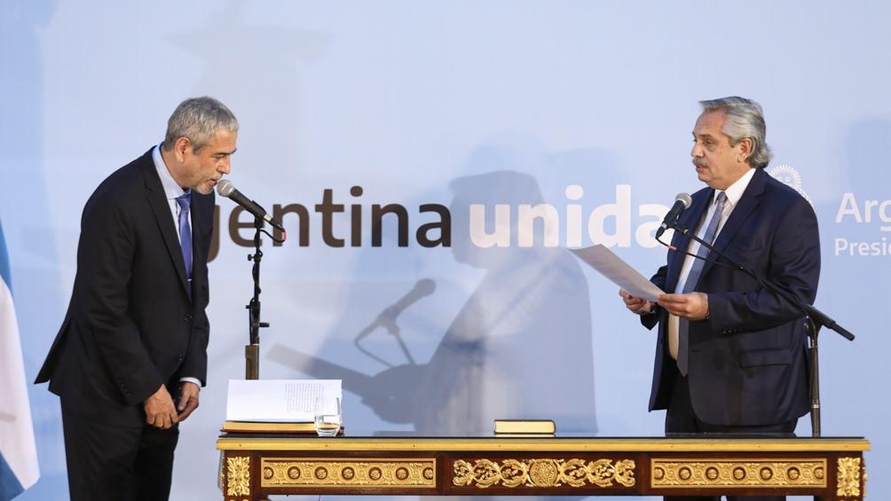 Jorge Ferraresi es ingeniero y desde 2009 hasta ahora fue intendente de Avellaneda, provincia de Buenos Aires.