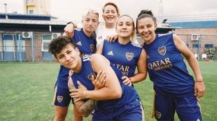 Argentina será sede de la Copa Libertadores 2021 de fútbol femenino