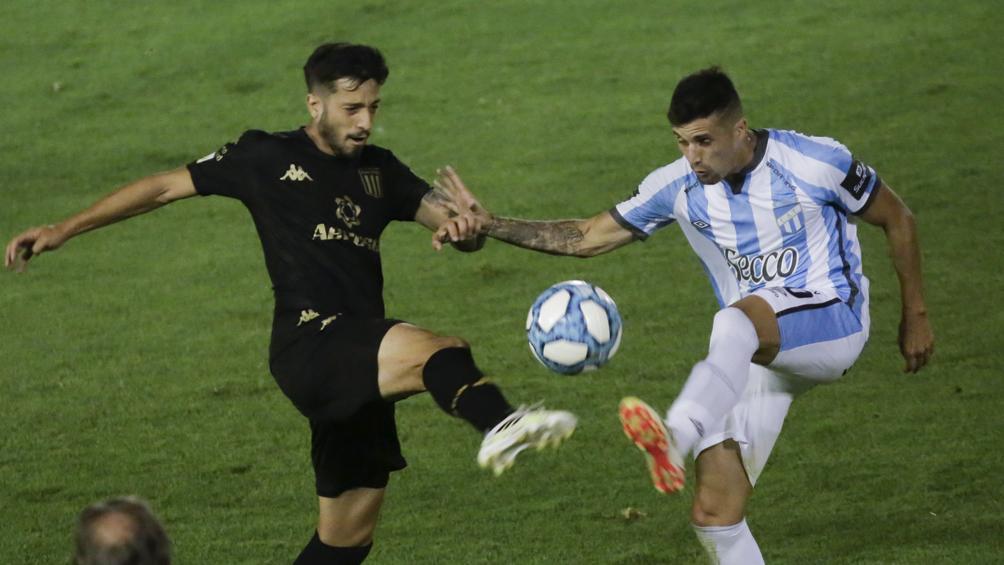Atlético Tucumán le ganó a Racing y es el primer clasificado a la Fase Campeonato