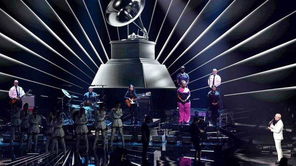 La ceremonia estuvo en Miami, pero hubo conciertos en varios lugares