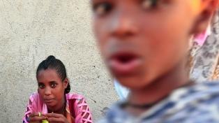 Más de 2 millones de niños y niñas están en situación precaria por el conflicto armado en Etiopía
