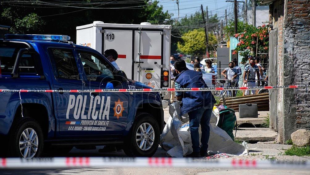 Con este doble homicidio, ascienden a 187 los crímenes registrados en lo que va del año en Rosario.