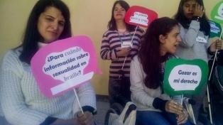 Mujeres con discapacidad lanzan una campaña por sus derechos sexuales y reproductivos