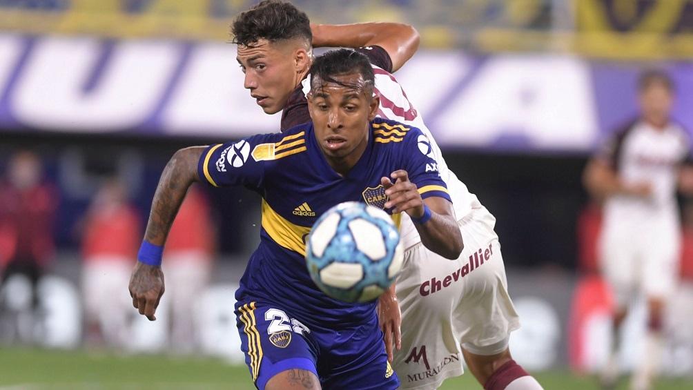 Villa regresó a Boca, en medio de la resolución de la causa por violencia de género