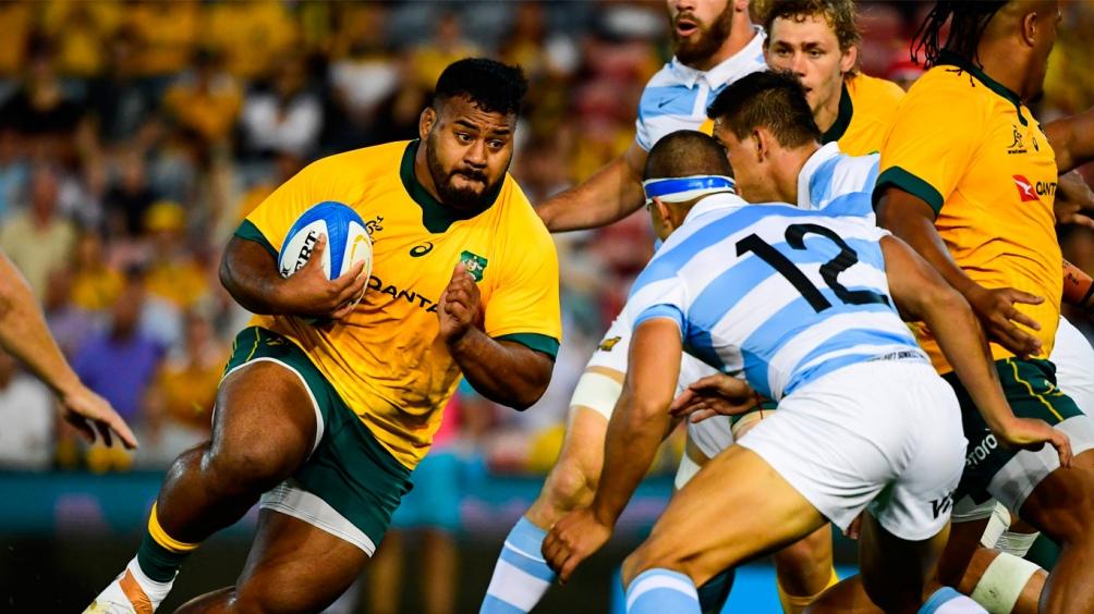 Los Pumas se despiden ante Australia en conflictivo final
