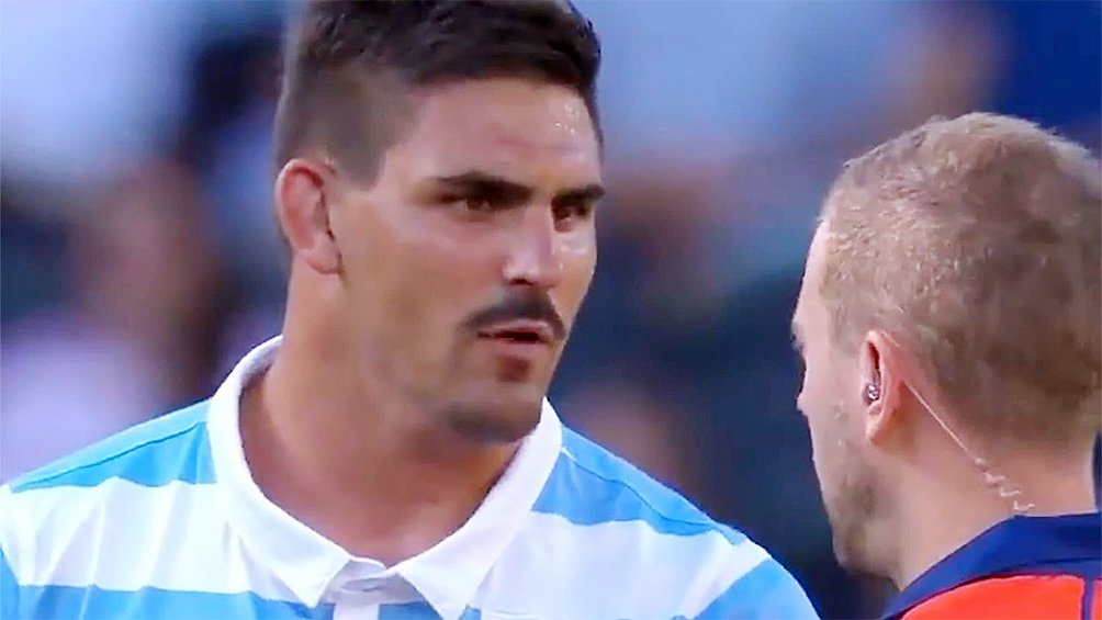 "Matera: ""Este equipo nunca se frustra"""