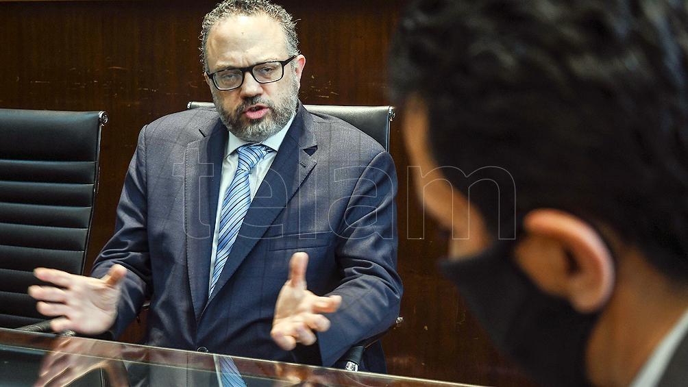 El ministro Kulfas encabeza la ronda de diálogos sectoriales.