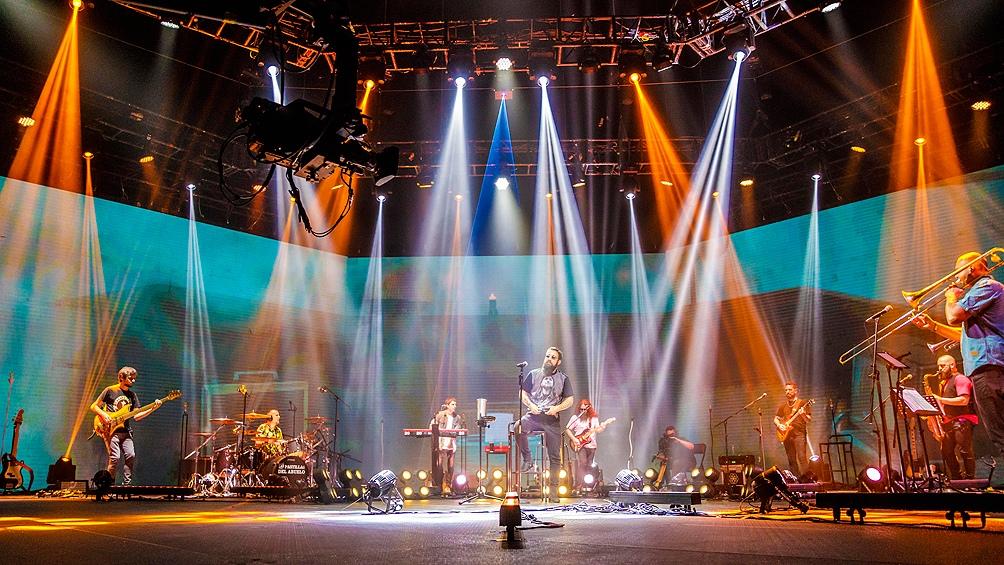 Los recitales suspendidos del 12 y 13 de febrero se realizarán el 1 y 2 de abril y se sumó el concierto del sábado 3.