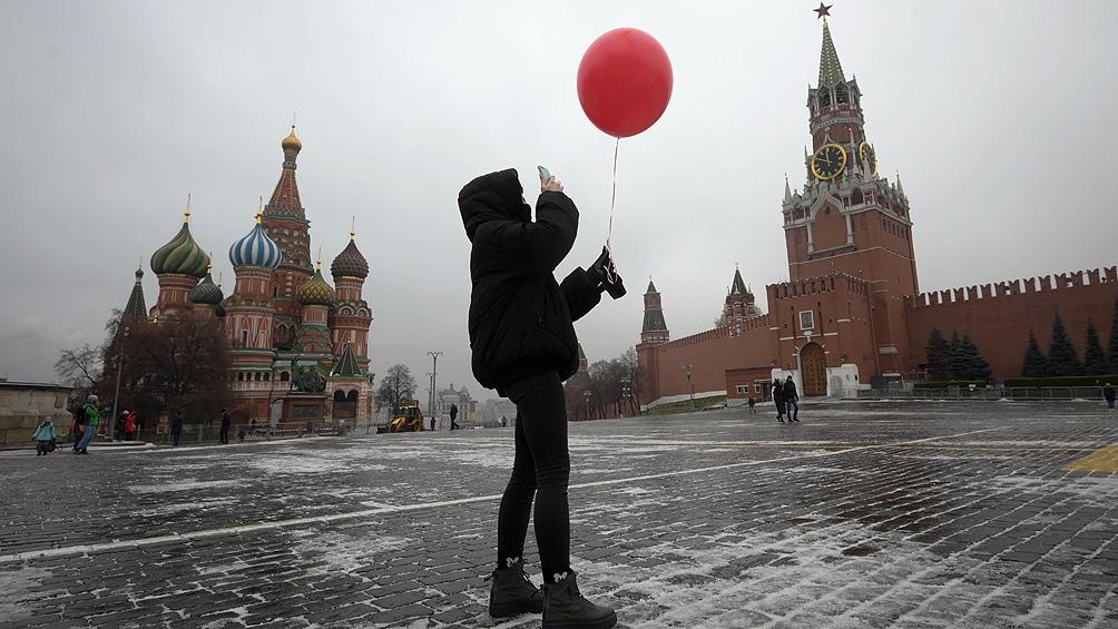 Rusia registró un récord de más de 24.800 contagios y de 470 decesos por coronavirus en las últimas 24 horas.