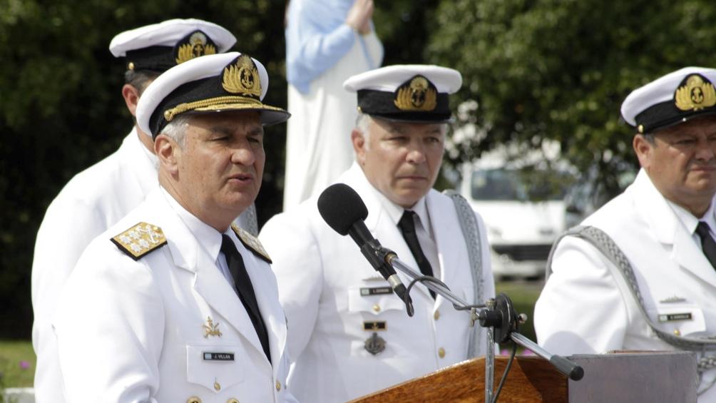 Entre los oficiales se encuentra el exjefe de la fuerza Marcelo Srur.