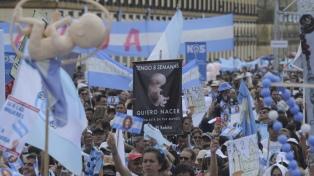 """Los sectores """"celestes"""" se unen y desplegarán su primera acción conjunta contra el aborto"""