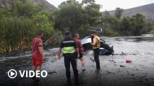 Especialistas en Accidentología buscan las causas de la caída del helicóptero de Brito