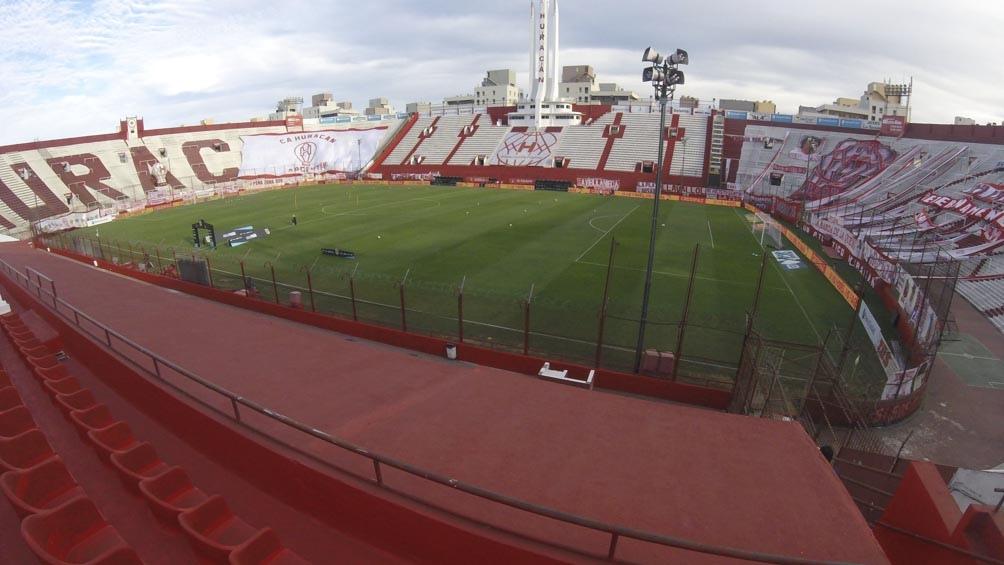 El último partido entre ambos equipos en el estadio de Huracán fue en el 2019, con triunfo de Unión.