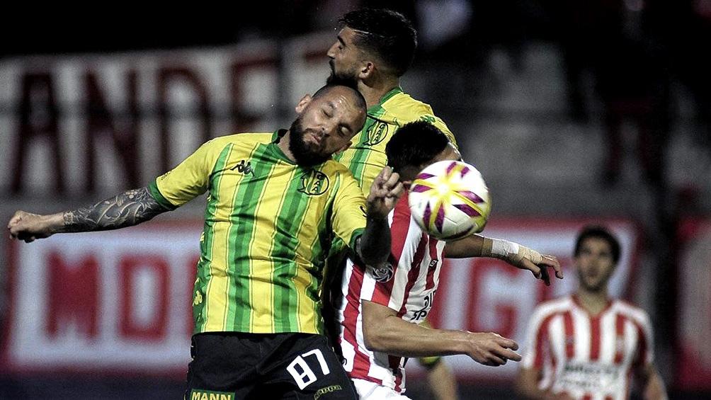 En la primera fecha, cuando se enfrentaron en el estadio Minella de Mar del Plata, Estudiantes y Aldosivi igualaron sin goles.