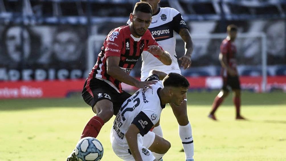 Gimnasia empata sin goles ante Patronato en Paraná