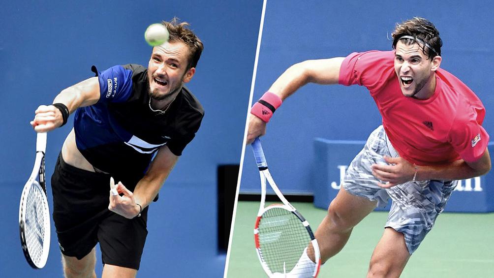 Medvedev-Thiem, la final inesperada en el Masters de Londres