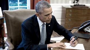En sus memorias, Obama pone el liderazgo de una potencia mundial en perspectiva humana