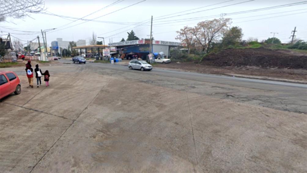 Camino General Belgrano y Calle 52.