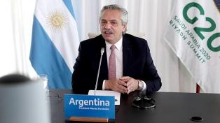 """Alberto Fernández: """"Estamos ante un verdadero cambio de época"""""""