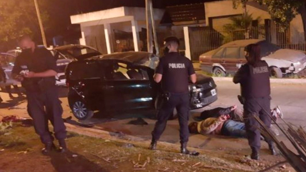 Una joven madre murió atropellada por delincuentes que huían de la Policíaen un auto robado