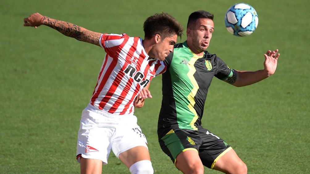 Aldosivi dio el batacazo en La Plata ante Estudiantes por la Zona 5