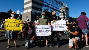Terminó la audiencia por Costa Salguero y más del 97% de los oradores rechazó la privatización