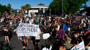 Ingresó a la Legislatura la iniciativa que busca frenar la privatización de Costa Salguero