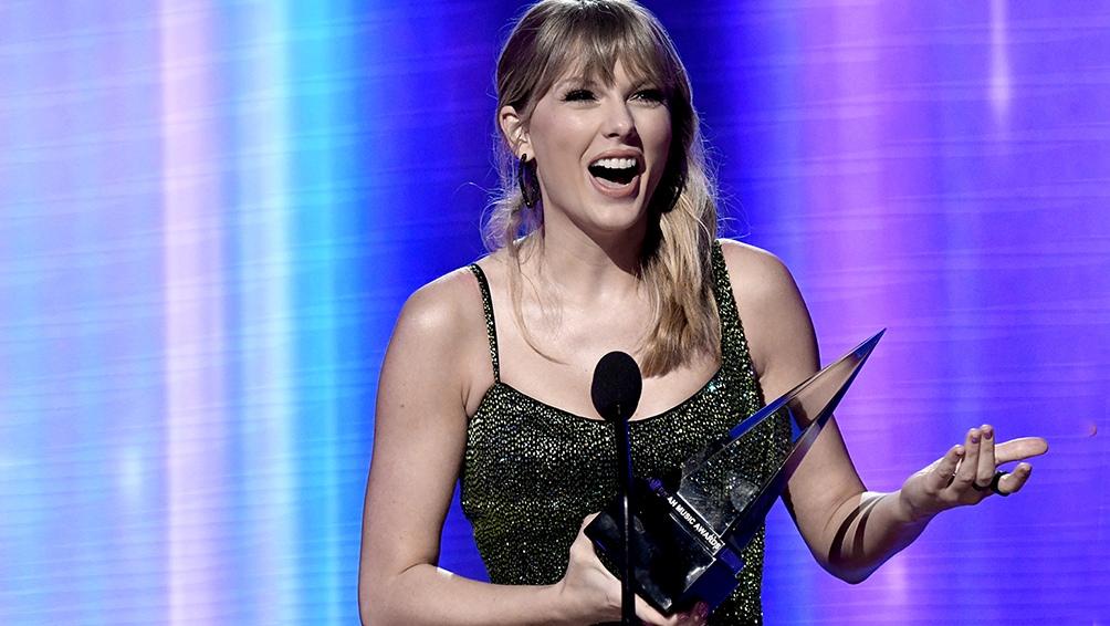 La intérprete también se impuso como mejor artista femenina en la categoría rock/pop.