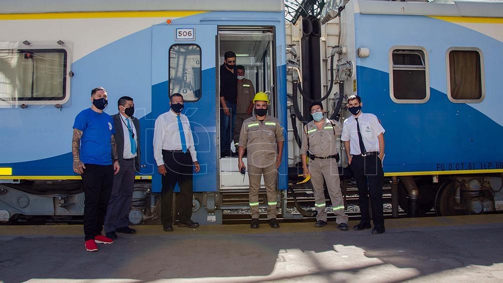 Los servicios ferroviarios de larga distancia permanecían interrumpidos desde el 19 de marzo