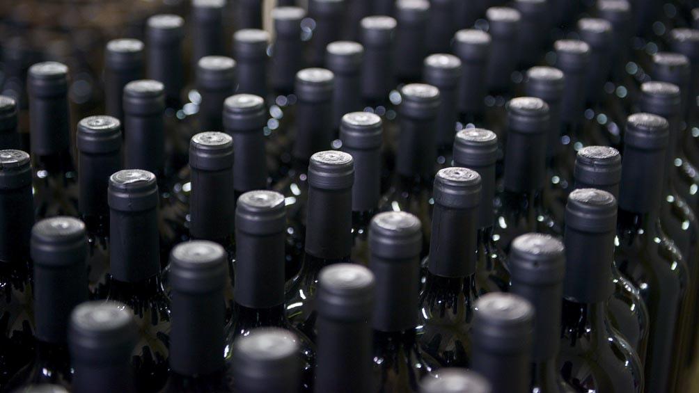 """""""Este aumento de los vinos fraccionados es muy importante porque genera mayor valor agregado, destacó el titular del INV, Martín Hinojosa."""