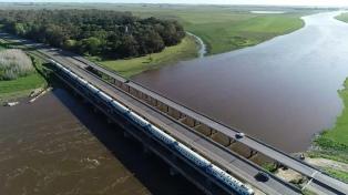 """Meoni: """"Tenemos un plan que va a modificar la estructura de nuestro país en materia ferroviaria"""""""